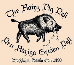hairy pig stockholm